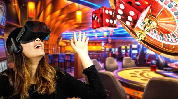 ¿Se generalizarán los casinos de realidad virtual?